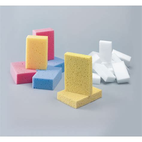 synthetic sponge pack gls educational supplies
