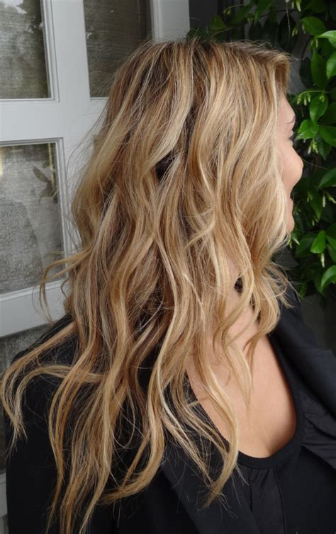 Pictures Of Blonde Highlights On Natural Hair N African American Women | sandy blonde neil george