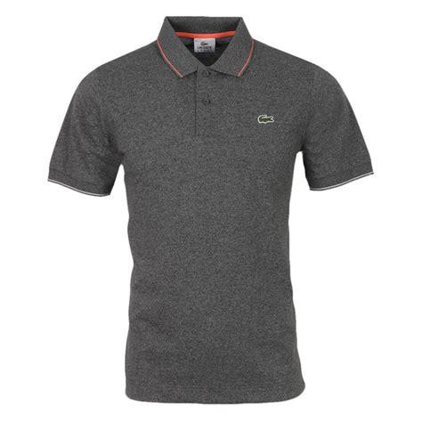 Aryabhazda Lacoste Poloshirt Gray 4 lacoste sport polo shirt masdings
