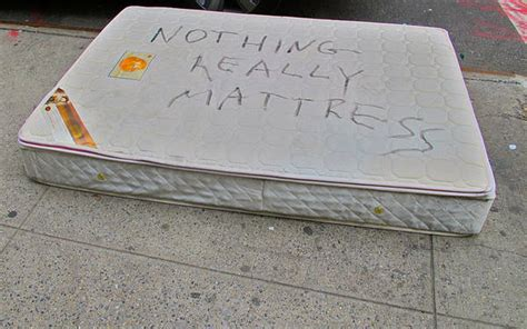 Nothing Really Mattress by Nothing Really Mattress Boing Boing