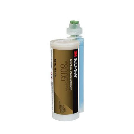 3m scotch weld dp8005 structural plastic adhesive off