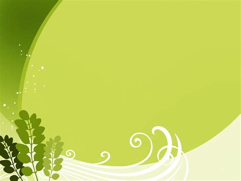 layout ppt free leaf green free ppt backgrounds for your powerpoint