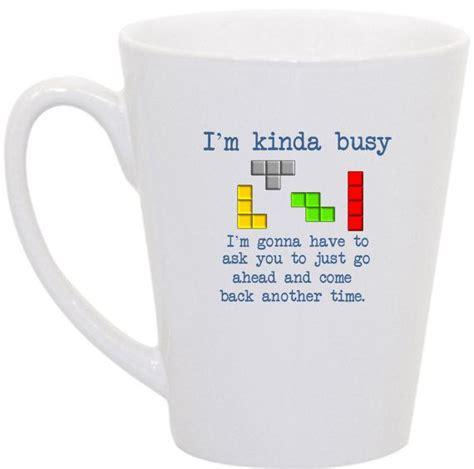 office coffee mugs office space i m kinda busy coffee mug by perksofaurora
