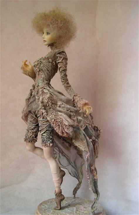 painting doll beautiful doll by irina deineko dolls