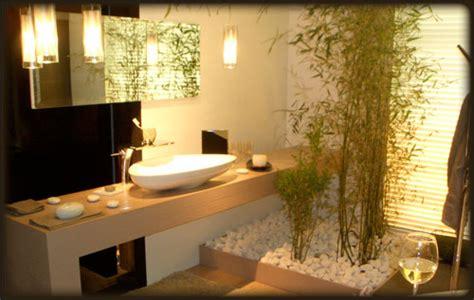 Bien Peinture Pour Faience De Salle De Bain #3: salle-de-bains-zen-et-chaleureuse.jpg