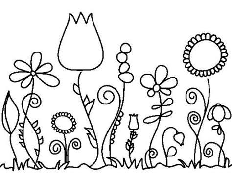 imagenes para colorear primavera imagenes de la primavera para colorear