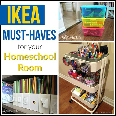 must haves for room ikea must haves for your homeschool room my filled