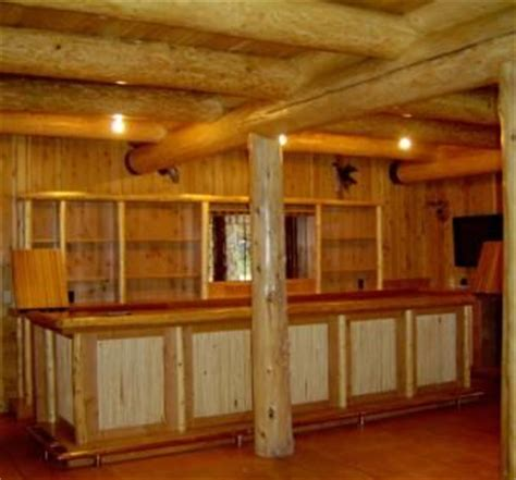 cherry bar top handmade knotty alder bar with cherry bar top by engineered wood products inc