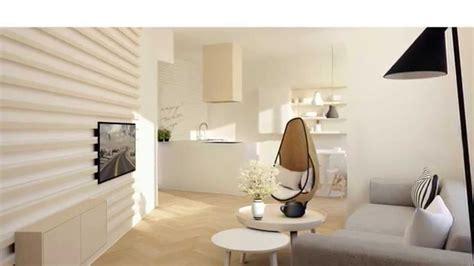 scandinavian style living room makeover in scandinavian style living room