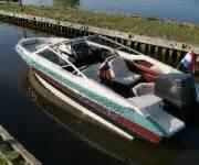 speedboot met open punt huren verhuur huur bootverhuur nederland