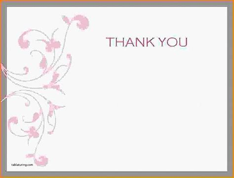 Thank You Card Downloads Thank You Cards Thank You Card Templates Free
