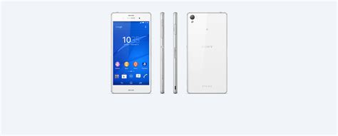 xperia z3 sony xperia z3 site web officiel sony mobile