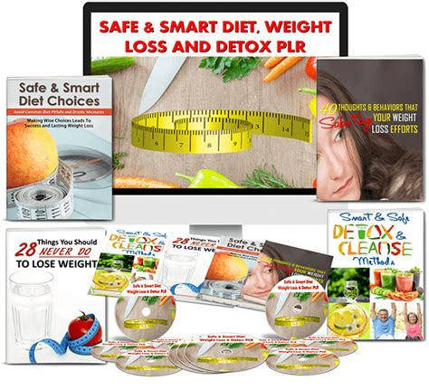 Detox Nutrition Commercialism Research Review by Safe Smart Diet Weight Loss Detox Plr Review Honest