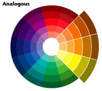 define analogous colors creativeinspirationblog creative challenge 22