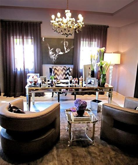 kardashian home interior exclusive sneak peek at khloe kardashian s home office