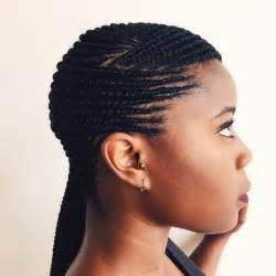 afro braids minmising the appearance of a receding hairline 51 latest ghana braids hairstyles with pictures