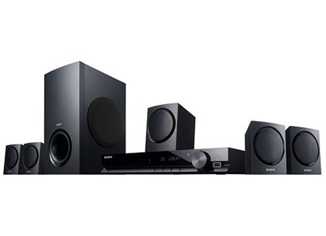 sony dav tz135 5 1 channel home theatre price
