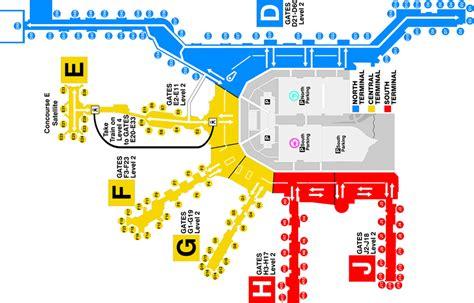 miami airport mia terminals gate