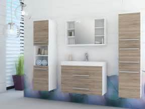 marylin ensemble vasque et trois meubles salle bain 2
