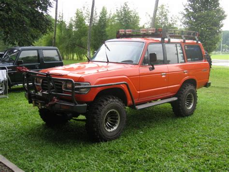 1981 Toyota Land Cruiser Alien60series 1981 Toyota Land Cruiser Specs Photos