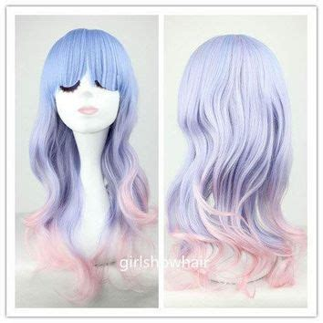 pastel colored wigs best pastel colored wigs products on wanelo