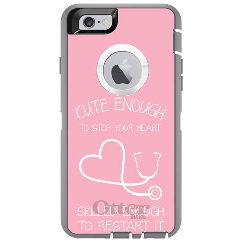 For Iphone 6 Iphone 6 Alf35 custom otterbox defender for iphone 6 6s plus pink