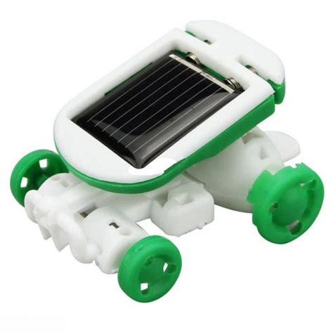 6 In 1 New Solar Educational Diy buy new 6 in 1 educational solar toys kit robot chameleon rcnhobby