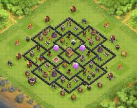 Town hall 7 base defense newhairstylesformen2014 com