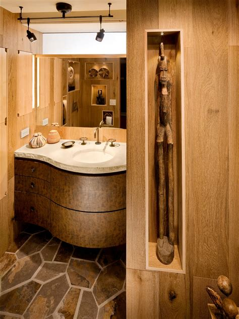 small rustic bathroom ideas half baths and powder rooms bathroom design choose floor plan bath remodeling materials hgtv