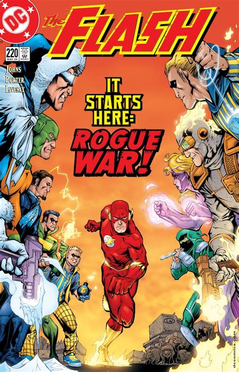 The Flash Volume 2 Rogues Revolution Hc The New 52 rogue time 5 great rogues stories