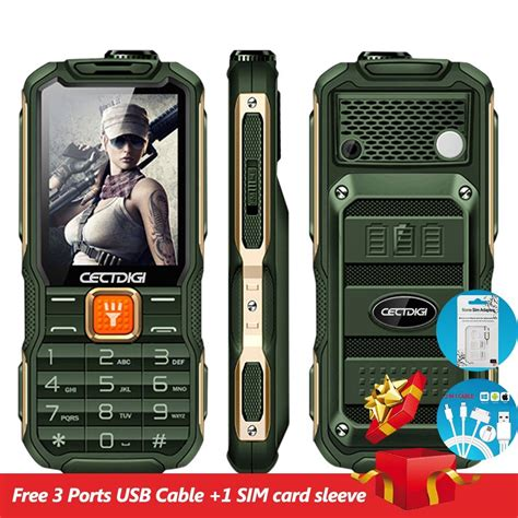 rugged strong cectdigi t9900 rugged unlocked gsm cell phone strong for outdoor ebay