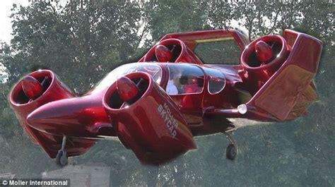 Mohler Flying Car by Flying Car Developer Says He S 80 Million Closer To