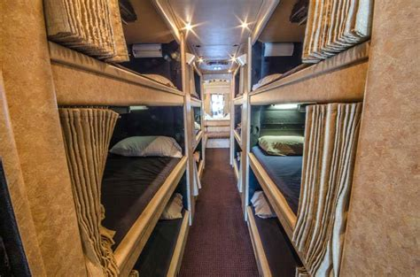 Sleeper Coach Rental by Entertainer Coaches And Entertainer Rentals With Hmc