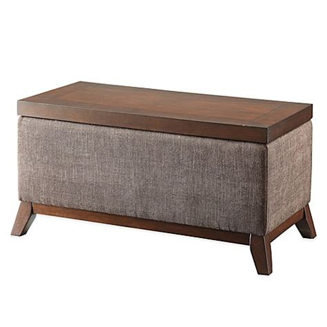 Lift Top Ottoman Lift Top Storage Ottoman Bed Bath Beyond