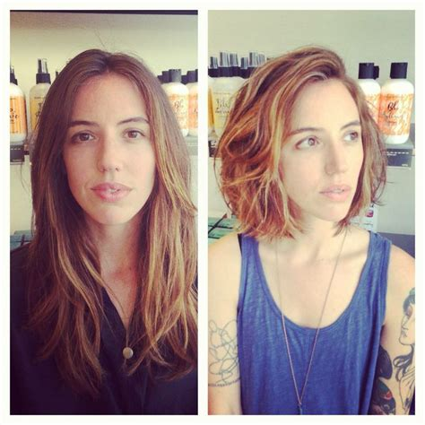 before and after haircuts 279 best images about haircuts and color before and after