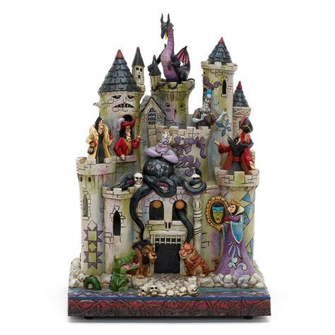 disney traditions tower of fright by jim shore disney st