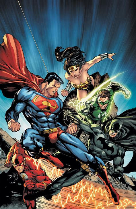 libro justice league the art dc universe legends superman green lantern the flash wonder woman batman comics and