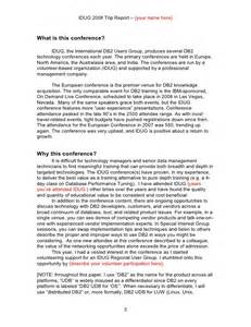 Conference Summary Report Template by Conference Report Template Conference Report