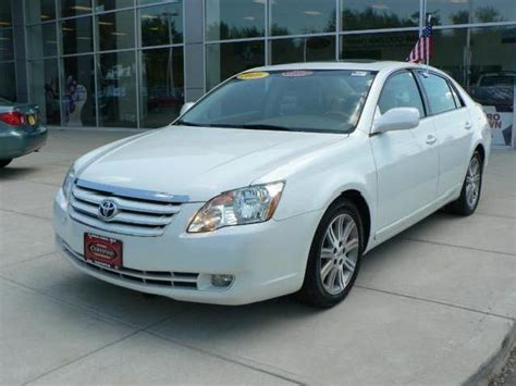 2006 Toyota Avalon Limited 2006 Edition Toyota Avalon Limited Used Cars Mitula Cars