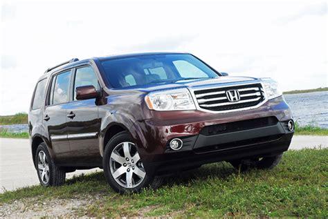 2014 Honda Pilot Reviews by 2014 Honda Pilot Awd Touring Review Test Drive