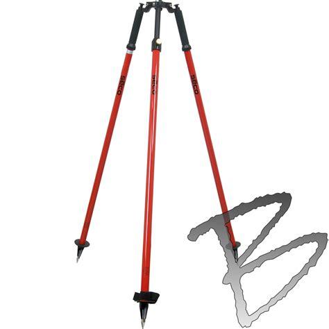 Release Tripod seco land surveying equipment tripod thumb release prism pole