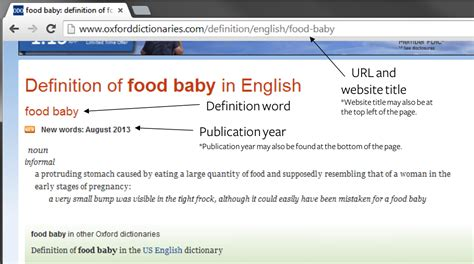 5 mla format bibliography website bibliography format