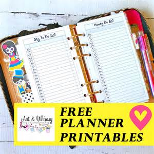 planner free free planner printables art whimsy