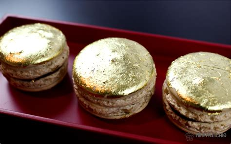i m just here for dessert macarons mini cakes icecreams waffles more books gold leaf macarons mini munchie