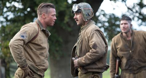 is the movie the fury historically accurate david ayer and jon bernthal discuss the brutality