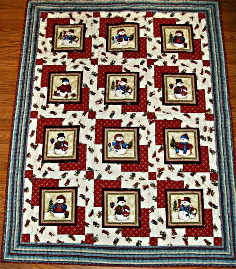 Quilting Board by Snowmen For