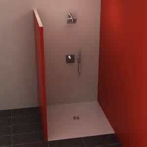 dusche seitenwand freestyle dusche befliesbar duschkabinen duschw 228 nde