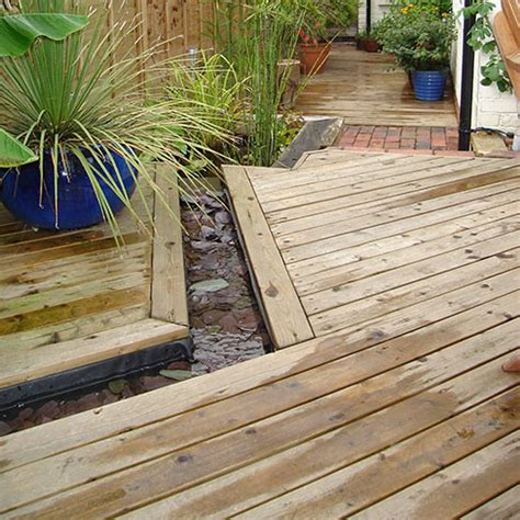 Deck Planks by Softwood Bevelled Decking Board Gt Decking Boards Tate