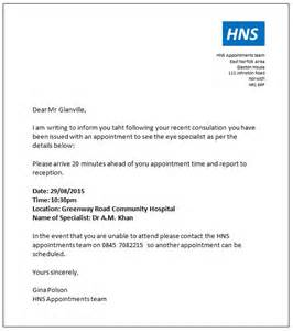 Nhs Appeal Letter Exle Integrating All Three Skills Traineeship Staff Support Programme