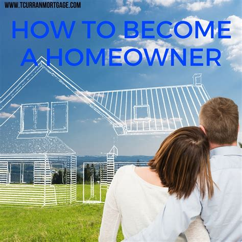 how to prepare to become a homeowner trevor curran s